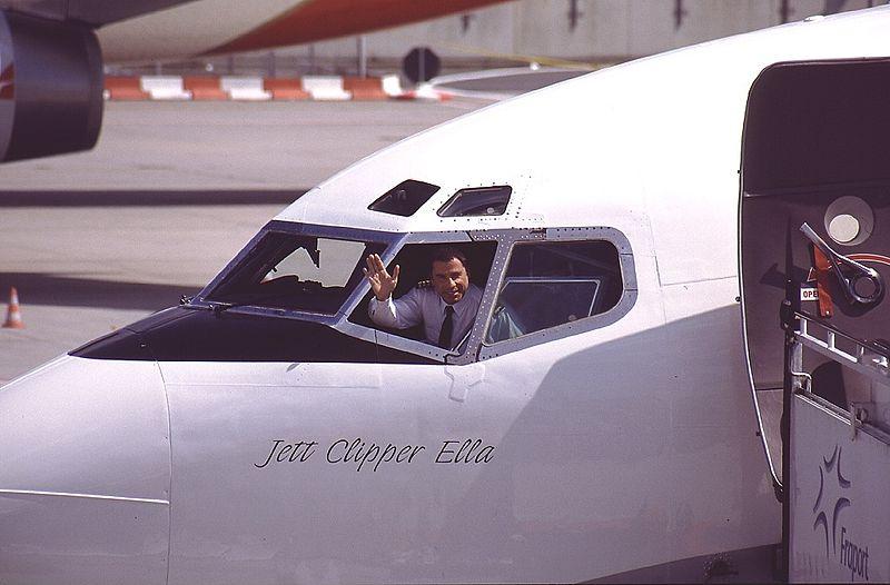John Travolta by Konstantin von Wedelstaedt / wikimedia commons