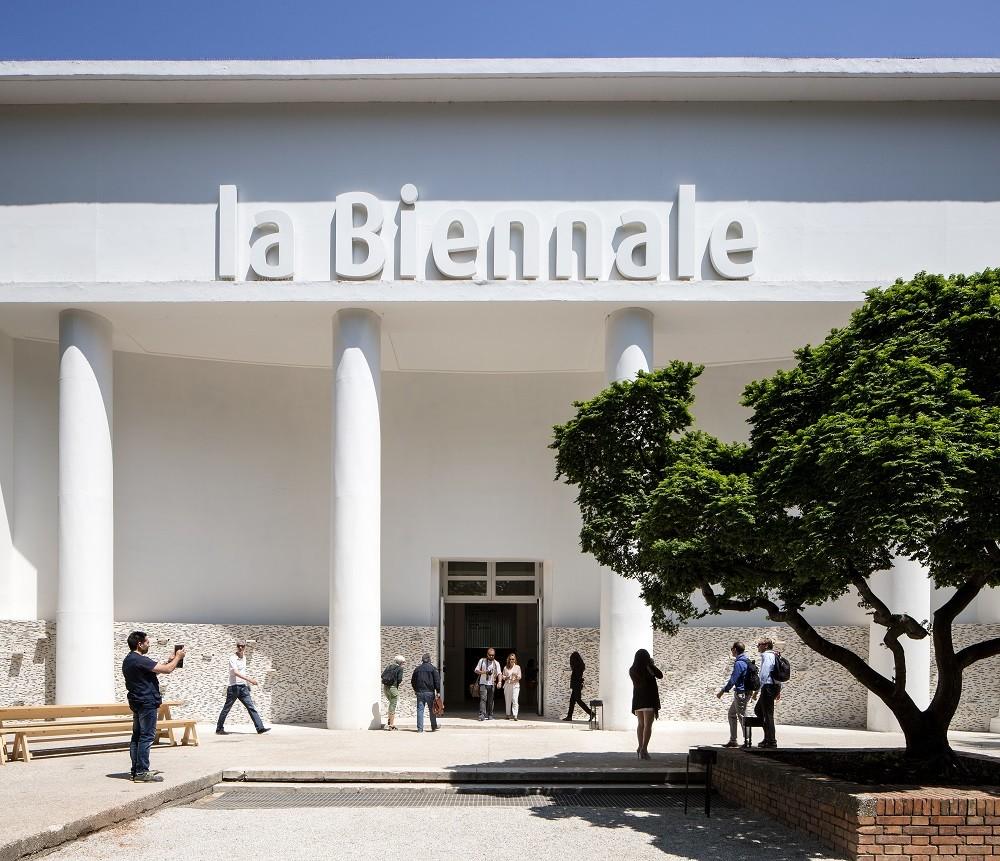 Padiglione Centrale_Giardini_Photo by Francesco Galli_Courtesy La Biennale di Venezi