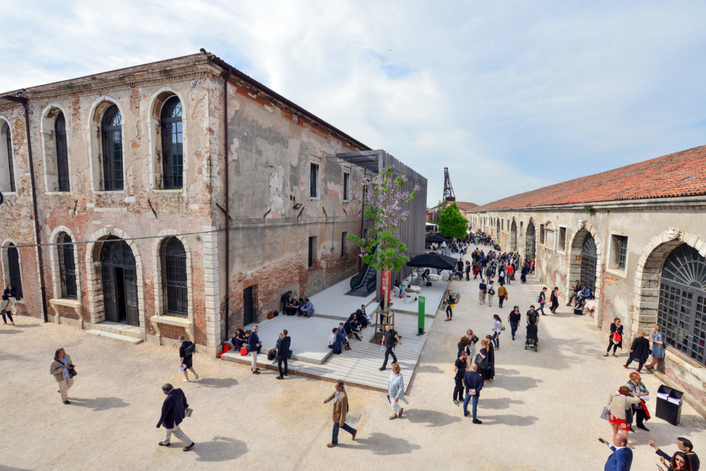 Arsenale_Photo by Andrea Avezzu' - Courtesy La Biennale di Venezia HD