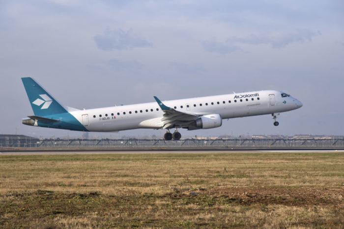 Embraer_AirDolomiti